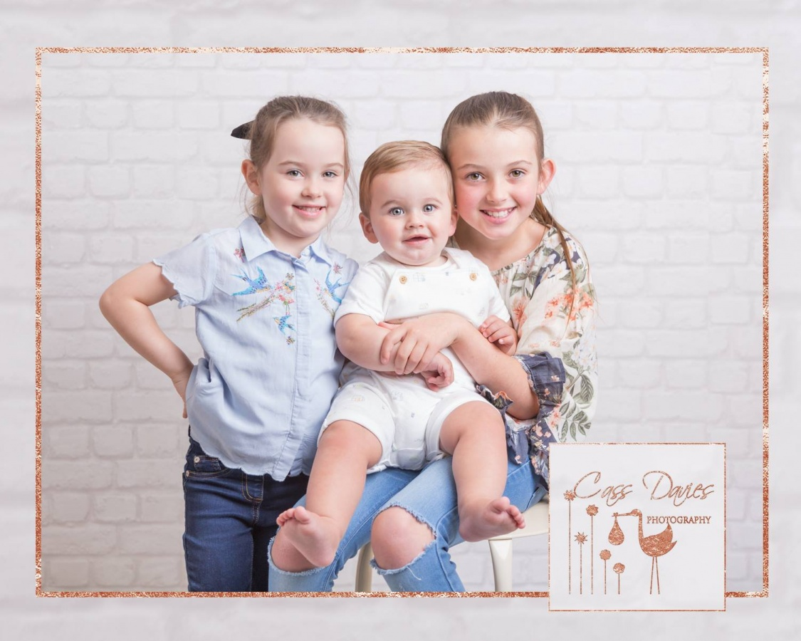 Studio Photographer | Child & Family Portraits
