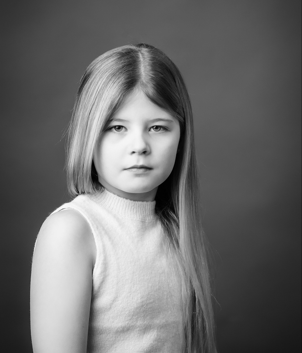 8 year old girl classical portrait, chester photoshoot