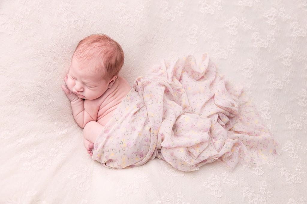 vintage style baby girl photo, newborn photographer, chester baby photographer, qualified baby photographer