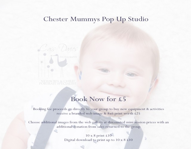 CHESTER MUMMYS BABY PLAYGROUP HOOLE