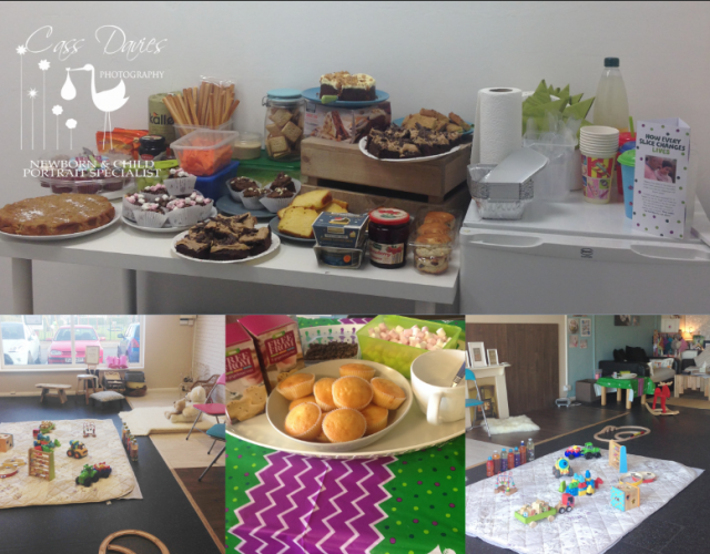 baby coffee morning macmillan cass davies photography flintshire chester