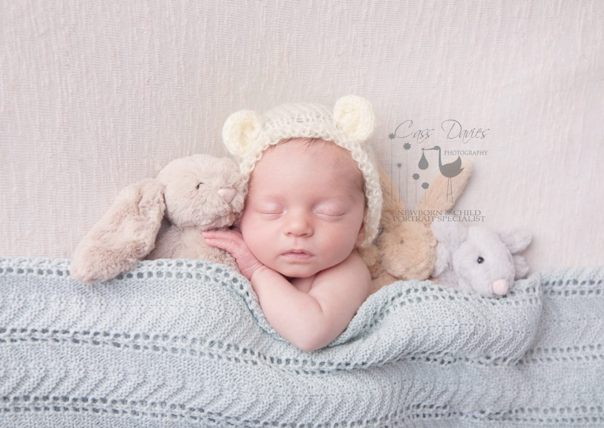 best newborn photographer near me chester, little girl baby in white and gold