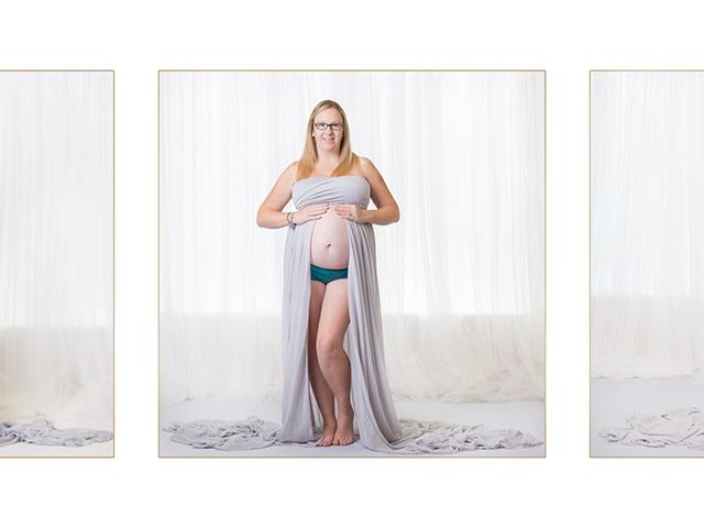 maternity, photoshoot, pregnancy, newborn, Chester, Cheshire, Flintshire, older mum, transverse